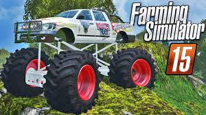 Monster Truck - Farming Simulator 2015 - YouTube Monster Truck Chaing Tires How Its Done Youtube Bigfoot Presents Meteor And The Mighty Trucks E 49 Teaching Collection Vol 1 Learn Colors Colours Cheap Find Deals On Line At Alibacom Trucktown In Real Life 2018 All Characters Cartoon Available Eps Stock And The S Tv Show 19 Video 43 Living Legend 4x4 Truck Episode 29