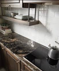 white 4x16 glossy ceramic backsplash tile