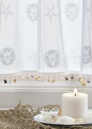 Family Dollar Curtain Rods by Heritage Lace Sand Dollar Curtain U0026 Tier Paul U0027s Home Fashions