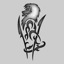 African Tribal Tattoo Art