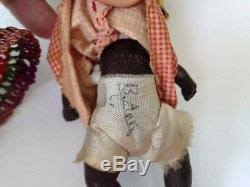 Celluloid Vintage Dollsanimals Etc DOLLYSISTERS DOWN MEMORY LANE