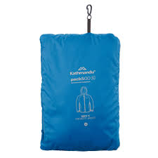 pocket it men u0027s rain jacket v3 storm blue