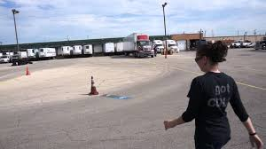 CDL Skills Test - YouTube Learn How To Driver A Semitruck And Take Learner Test Class 1 2 3 4 Lince Practice Tests At Valley Driving School Buy Barrons Cdl Commercial Drivers License Tesla Develops Selfdriving Will In California Nevada Fta On Twitter Get Ready For The Road Test Truck Of Last Minute Tips Pass Your Ontario Driving Exam Company Failed Properly Truckers 8084 20111029 Evoc Rebecca Taylor Passes Her Category Ce Driving Test Taylors Trucks Drive With Current Collectors Public Florida Says Cooked Results
