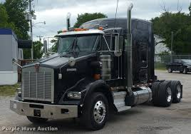 2005 Kenworth T800 Semi Truck | Item BS9486 | SOLD! June 29 ...