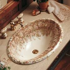 i would love to replace my plain white sink with this beauty