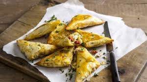 chicken and cheese moroccan pastry briouats top recipes