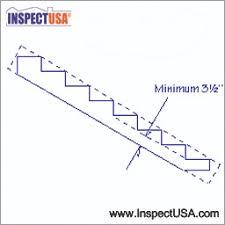 rise run stringer staircase calculator inspectusa com