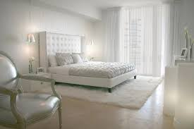 Charming All White Bedroom Decor Mesmerizing Design Ideas With
