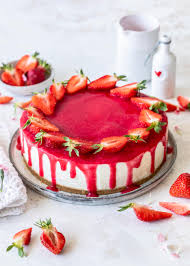 erdbeer joghurt törtchen ohne backen s lieblingsstücke
