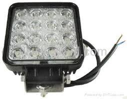 best 48w 12v 24v square led work light bulbs lights offroad car
