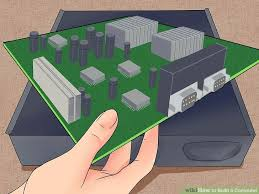 How To Make A Floor Plan On The Computer by How To Build A Computer With Pictures Wikihow