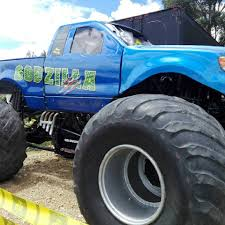 100 Monster Trucks Green Bay Godzilla Wiki FANDOM Powered By Wikia
