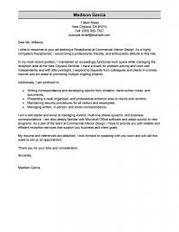 Resume Cover Letter Example Template