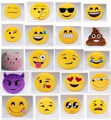 Best Quality Fashion Diameter 13 7inch 23 Designs Cute Emoji