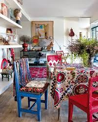 Gypsy Home Decor Pinterest by 325 Best Bohemian Dining Images On Pinterest Bohemian Homes
