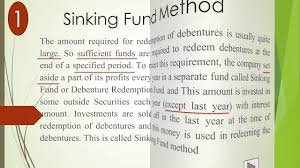 Sinking Fund Formula For Depreciation by Sinking Fund Method Youtube