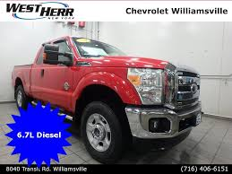 100 West Herr Used Trucks 2011 Ford F250 For Sale In The Buffalo NY Area