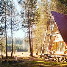 100 The Cabins At Mazama Village Book Now 10 Dreamy Cabin Escapes For Fall Sunset Magazine