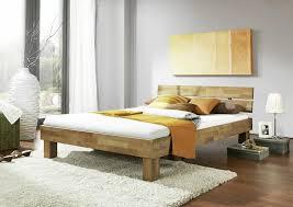 futonbett bett 90x200cm wildeiche massiv geölt schlafzimmer bett