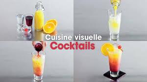 cuisine visuelle cuisine visuelle cocktails 5 licences à gagner sur iphone et