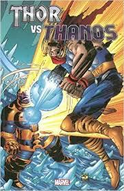 Amazon Thor Vs Thanos 9780785184652 Dan Jurgens John Romita Michael Ryan Jerry Ordway Jose Ladronn Books
