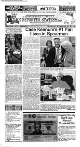 Hansford County Reporter Statesman