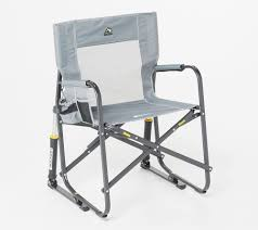 GCI Outdoor Freestyle PRO Rocker Chair With Built-In Carry Handle — QVC.com