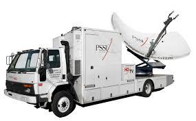 100 Truck Rental Tucson Satellite Uplink Production S PSSI Global Services PSSI