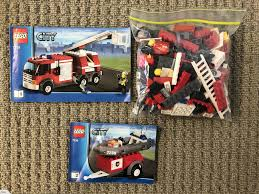 LEGO - City - Fire Truck - #7239 | Trade Me Lego City Fire Truck Free Transparent To The Rescue Level 1 Lego Itructions 60110 Station Book 3 60002 Sealed Misb Toys Games On Carousell Brigade Kids Amazoncom Scholastic Reader Ladder 60107 Engine Burning 60004 7239 Bricks Figurines City Airport With Two Minifigures And
