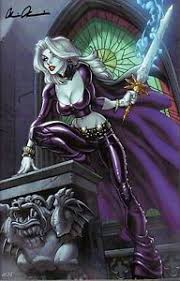 Lady Death No Modern Age Independent Small Press Comics