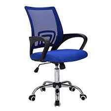 giantex modern mesh mid back office chair computer