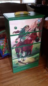 Zelda Triforce Lamp Amazon by I Decoupaged A Dresser For My Son U0027s Legend Of Zelda Nursery