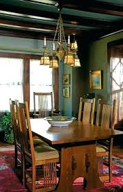 Mission Style Dining Room Chairs Furniture Prairie House In