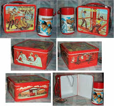 100 Fire Truck Lunch Box 70s Lunch Boxes