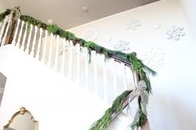 How To Hang Garland On Your Banister - Summer Adams Dress Up A Lantern Candlestick Wreath Banister Wedding Pew 24 Best Railing Decour Images On Pinterest Wedding This Plant Called The Mandivilla Vine Is Beautiful It Fast 27 Stair Decorations Stairs Banisters Flower Box Attractive Exterior Adjustable Best 25 Staircase Decoration Ideas Pin By Lea Sewell For The Home Rainy And Uncategorized Mondu Floral Design Highend Dtown Toronto Banister Balcony Garden Viva Selfwatering Planter 28 Another Easyfirepitscom Diy Gas Fire Pit Cversion That
