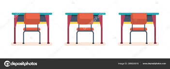 School Desks And Chairs In The Classroom. — Stock Vector ... Wonderful Bamboo Accent Chair Decor For Baby Shower Single Vintage Thai Style Classroom Wooden Table Stock Photo Edit Hille Se Chairs And Capitol 3508 Euro Flex Stack 18 Inch Seat Height Classic Ergonomic Skid Base Rustic Tables Details About Stacking Canteenclassroom Kids School Black Grey Red Green Blue Empty No Student Teacher Types Of List Styles With Names 7 E S L Interior With Chalkboard Teachers