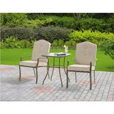 3 Piece Bar Height Patio Bistro Set by Home Styles Biscayne 42