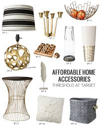 Affordable Home Accessories The Threshold Collection At Target