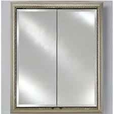 Afina Medicine Cabinet 48 by Classic Framed Mirrors By Afina U0027s Signature Collection