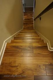 Dog Urine Hardwood Floors Stain by Acacia Hardwood Mixed Width On Staircase Our Work Staircases