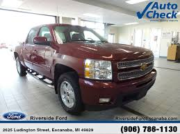 Riverside Ford | Vehicles For Sale In Escanaba, MI 49829 Used Cars For Sale Chesaning Mi 48616 Showcase Auto Sales 2018 Chevrolet Silverado 1500 Near Taylor Moran Fox Ford Vehicles Sale In Grand Rapids 49512 F250 Cadillac Of 2000 Chevy 2500 4x4 Used Cars Trucks For Sale Vanrhyde Cedar Springs 49319 Ram Lease Incentives La Roja Asecina Mi Sueo Pinterest Designs Of 67 Truck 2015 F150 For Jackson 2001 Intertional 9400 Eagle Detroit By Dealer