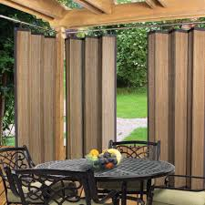 curtains private patio ideas and design curtains outdoor outdoor