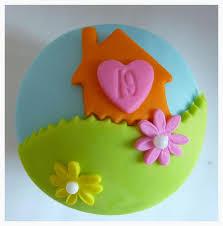 Individual New Home Cupcake