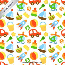 toy box vector free download