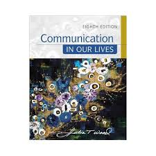 Communication In Our Lives Paperback Julia T Wood Target
