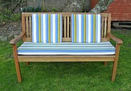 Outdoor Bench Cushions Image Nice Bench Cushions Outdoor Patio