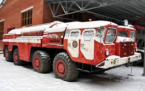 Rosenbauer Panther. A Beautiful Fire Fire Truck Built For Use At ...
