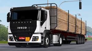 100 Truck From Gamer 131 Euro Simulator 2 Iveco Stralis By South Mods