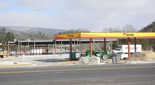 100 Ta Truck Stop Wytheville Va Loves Travel Nears Completion News Bdtonlinecom