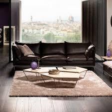 prix canapé natuzzi canapé modulable contemporain en cuir en tissu cambrè